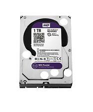 WD Purple 1TB Surveillance Hard Disk Drive - 5400 RPM Class SAT... Free Shi