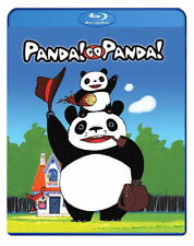 PRE ORDER: PANDA GO PANDA - BLU RAY - Region A
