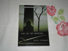 SINS OF THE BROTHER by MIKE STEWART   -ARC-  +JA+