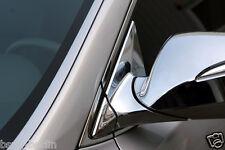 Accesorio para Hyundai Santa Fe 2012-2017 Cromo Parabrisas Cubierta a - Columnas