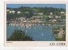 Kinsale Co Cork Ireland Postcard 220b