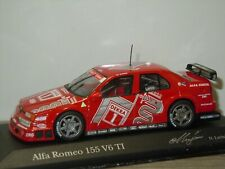 Alfa Romeo 155 V6 TI DTM 1994 N.Larini - Minichamps 1:43 in Box *41185