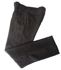 Pantalones  pana hombre de Forecast, verde,talla 38