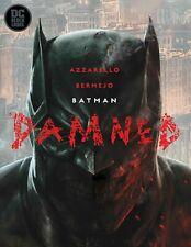 BATMAN DAMNED HC HARDCOVER (DC 2019) (FREE PRIORITY SHIP ! & FREE INSURANCE)