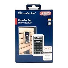 ABUS Funk-Tastatur Home Tec Pro CFT 3000 S in weiß
