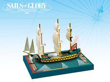 Hms protee/hms argonaut-sails of glory navire pack-sgn 109C