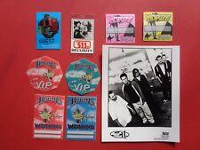 311,promo photo,8  Backstage passes,RARE Originals,various tours