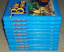 BRAND NEW Arthur Maxwell The Bible Story 10 vols NIV