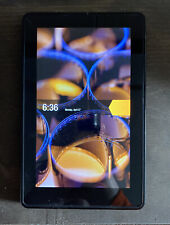 Amazon Kindle Fire (1st Generation) 250MB, 3G (Unlocked), 6in - Black