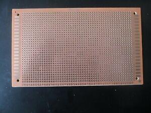 Plaque d'essai circuit imprimé bakélite simple face 90 X 150 mm (c)