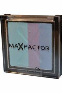 2 X MAX FACTOR EFFECT TRIO EYE SHADOWS PAJAMA PARTY 06 / NEW / SEALED