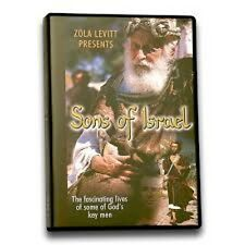 """SONS OF ISRAEL"" DVD ZOLA LEVITT PRESENTS 3 DVD Set NEW!"