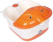 Deemark Foot Spa Bath Massager, Vibration, Bubbles,Massage Roller Infrared Relax