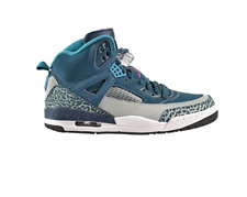 NEW Jordan Spizike Green Grey Mens High Top Sneakers Athletic Shoes Size 18