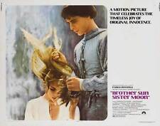 BROTHER SUN, SISTER MOON Movie POSTER 30x40
