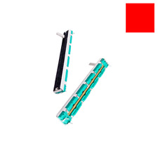 75mm Behringer mixer fader B10K dual double straight slide potentiometer B103