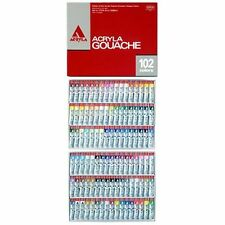 Holbein Acryla Gouache D434 Full Set 102 Colors 20ml #6 (20ml) Tube