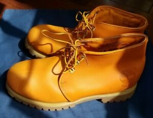 Men's Timberland Chukka Mountaineering Boots 9 W Brand NEW - 80099 02 34 - USA
