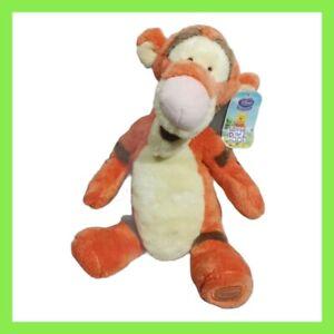 Disney Store Exclusive Tigger 2009  13 Inch Plush Toy Winnie The Pooh Soft Teddy