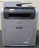 Samsung CLX-6220FX All-in-One Laser Colour A4 Printer Scanner Fax Copy USB 20ppm
