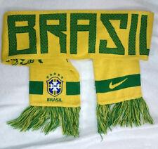 """Nike - Yellow & Green Scarf Gelber und grüner Schal - """"Brasil"""""""