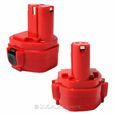2 12V 2.0AH Pod BATTERY for MAKITA 1220 1222 193981-6 638347-8-2 Cordless Drill