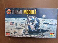 Airfix Vintage Apollo Lunar Module 72nd Scale Model Kit Series 3 Cat. No. 393