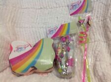 JoJo Siwa Beach Set, Beach Towel, Beach Ball, Curly Straws, NEW!!! US Seller Fre