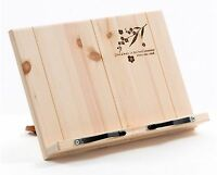 ACE Book Stand lilac Portable Wooden Reading Holder Desk bookstand Made In Korea