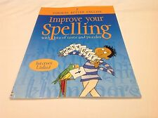 Improve Your Spelling - Internet Linked by Victoria Parker (2004, Paperback)