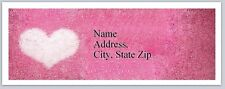 Personalized Address Labels Heart Valentine Buy 3 get 1 free (P 557)