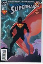 DC Superman #0 The Beginning of Tomorrow