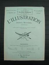 L'Illustration - 12 Septembre 1925