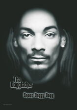 SNOOP DOGGY DOGG FLAGGE FAHNE THA DOGGFATHER POSTERFLAGGE POSTER FLAG STOFF