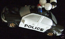 Police Car Large Rubber Mardi Gras Beads Cops Cop Cars