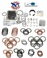 TH700R4 High Performance Rebuild Kit Stage 4 With Alto Power Pack 1987-1992