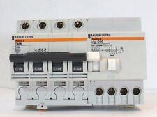 INT MAGNETOTERMICO DIFFERENZIALE 4P-20A-6KA-MERLIN GERIN 24299+26595-30 mA-USATO