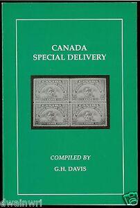 """Canada Special Delivery"" by G.H. Davis - Unitrade Press - Retail $41.95"