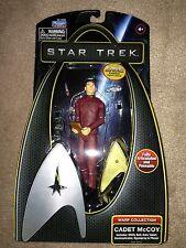 """STAR TREK WARP COLLECTION Action Figure """"Cadet"""" McCoy"""