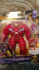 Marvel Avengers Infinity War Movie Action Figure  Hulkbuster With Infinity Stone
