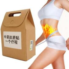 40pcs Chinese Medicine Slimming Patch Weight Loss Patch Health Care Fat Burning