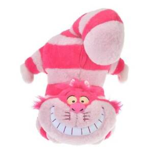 Disney store Japan Cheshire cat Plush Doll Alice in Wonderland 70th Anniversary