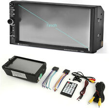 "7"" HD Touch Screen Car Auto MP3 MP5 Video Player Bluetooth USB & Remote Control"