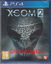 XCOM 2 PS4 Sony PlayStation 4 Brand New Factory Sealed