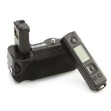 Meike MK-AR7 Pro Wireless Battery Grip +Remote Control For Sony E NEX A7 A7R A7S