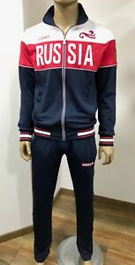 "Bosco Sport RUSSIAN OLYMPIC TEAM Trainingsanzug Collection ""SOCHI"" Russia"
