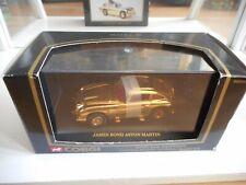 Corgi Special Edition 007 James Bond Aston Martin in Gold on 1:43 in Box