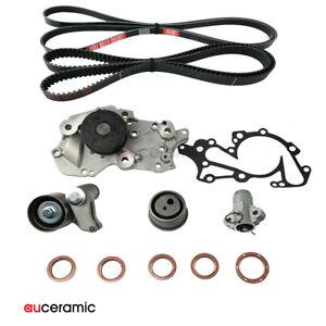 Timing Belt Kit Water Pump V-Belt for 07-09 HYUNDAI SANTA KIA RONDO OPTIMA 2.7L
