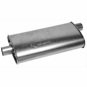 Dynomax 17748 Super Turbo Muffler 2.5 in. Inlet/2.5 in. Outlet For Econoline NEW