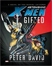 Astonishing X-Men: Gifted Prose Novel, Peter David, Excellent Book